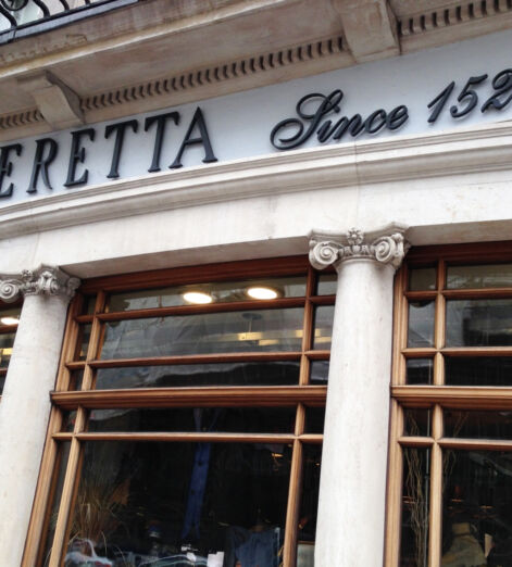 beretta gallery st james's