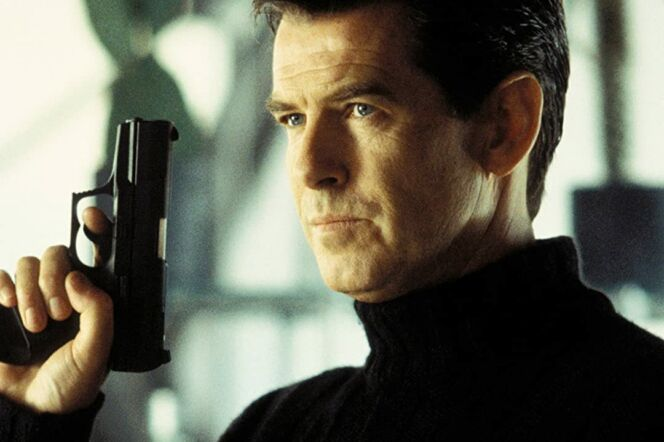 pierce brosnan james bond tomorrow never dies another day world not enough 007