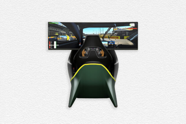 editor's picks aston martin simulator