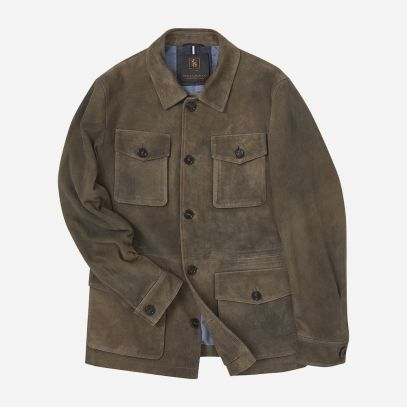 Here's why you should own a suede jacket, and the best to buy
