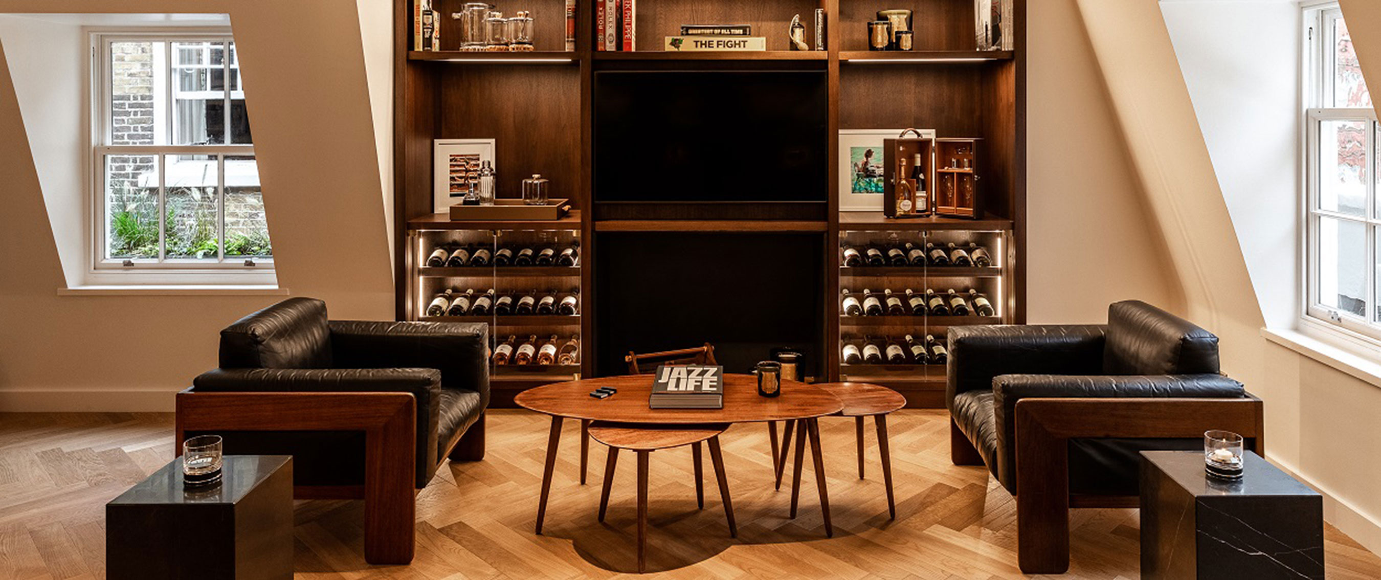 The new Thom Sweeney townhouse is more than just a shop