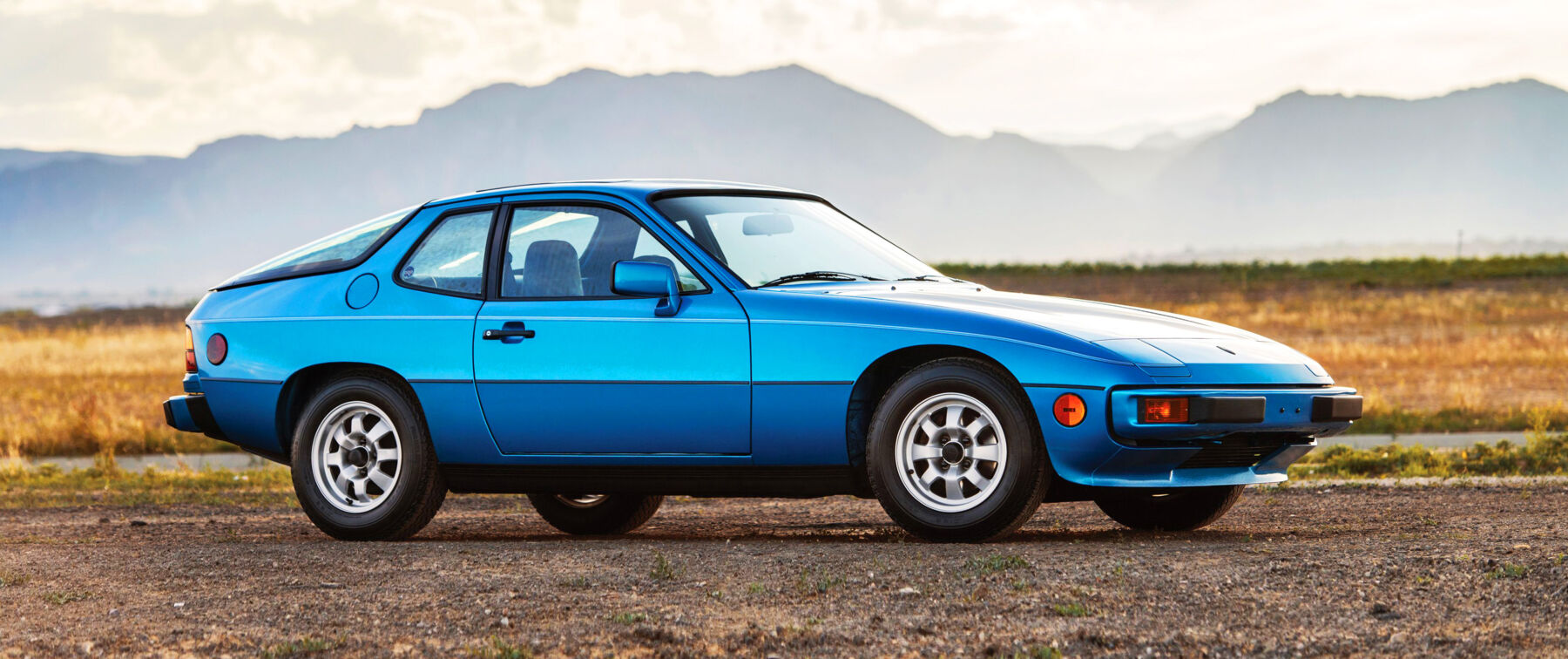 best affordable classic cars investment porsche 924