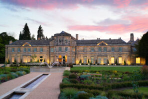 best hotels five star britain grantley hall