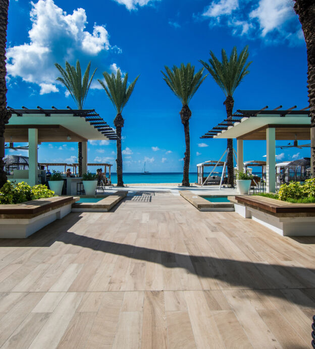 best safe travel destinations winter sun cayman