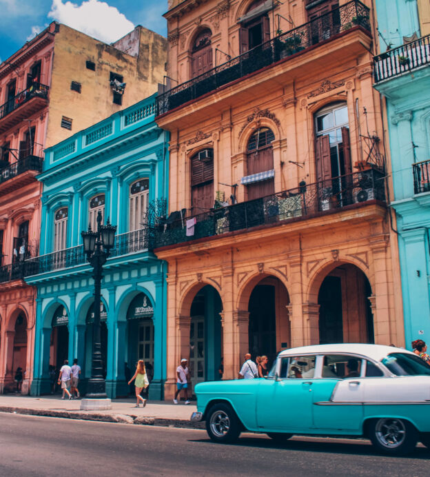 best safe travel destinations winter sun cuba