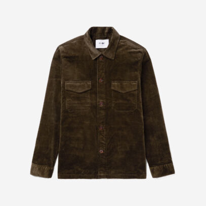 A corduroy jacket is this autumn's most versatile style move