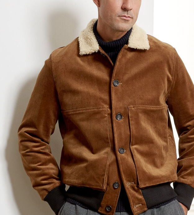 best corduroy jackets for autumn blazer overshirt