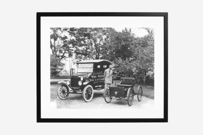 henry ford print