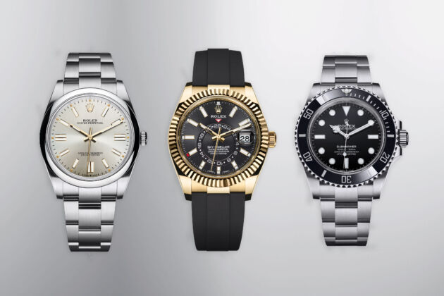 new rolex 2020 watches