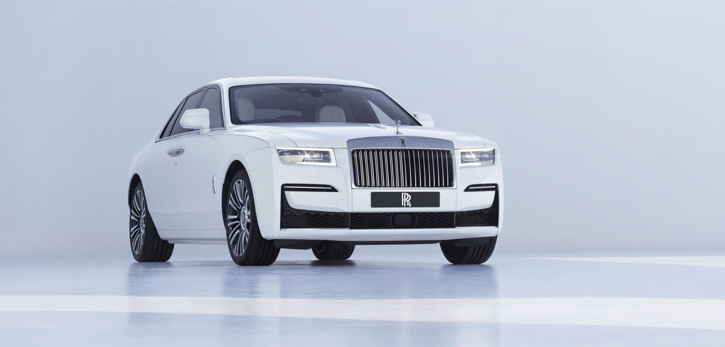 new Rolls-Royce Ghost