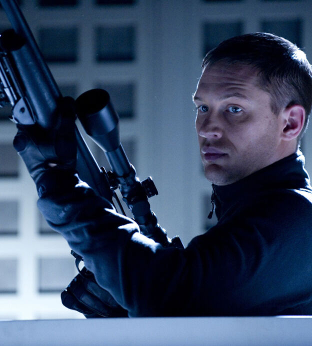 tom hardy james bond 007