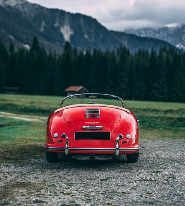 1955 porsche 356 carrera 1500 gs speedster