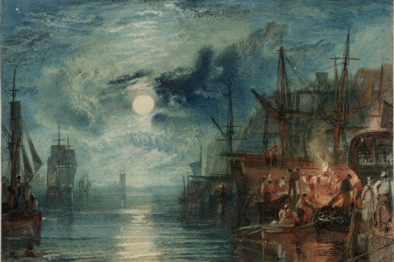 jmw turner painting
