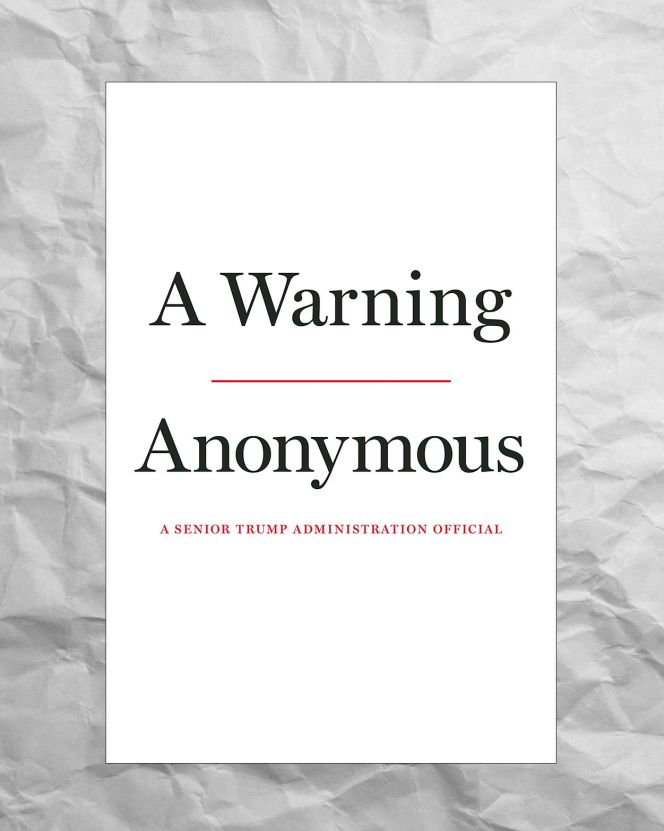 a warning anonymous