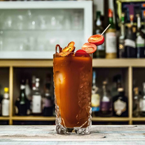 bloody mary perfect hangover