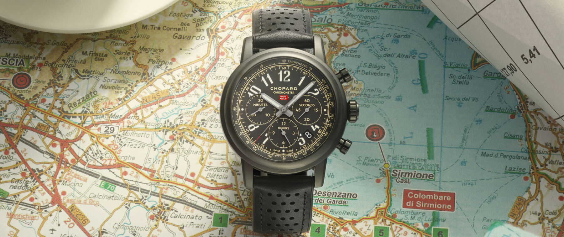 chopard mille miglia 2020 race edition chronograph watch