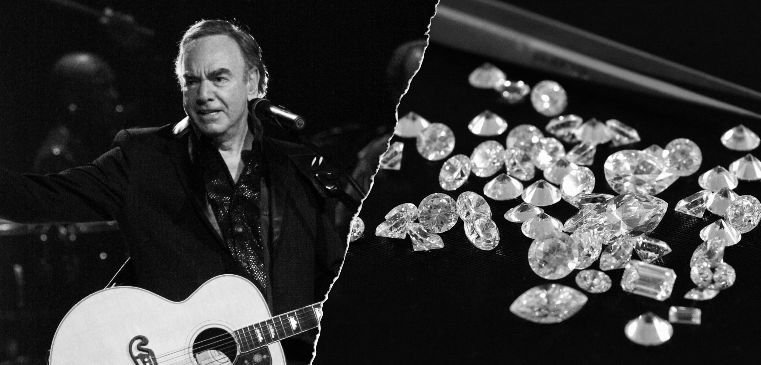 neil diamond real diamonds which is better sam leith