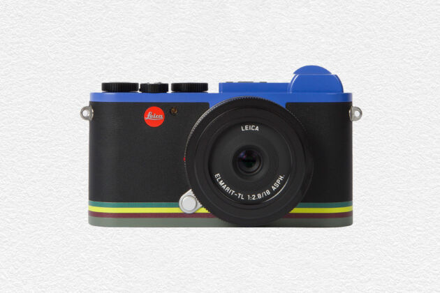 paul smith leica camera