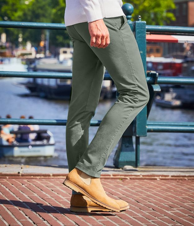 mr marvis long trousers