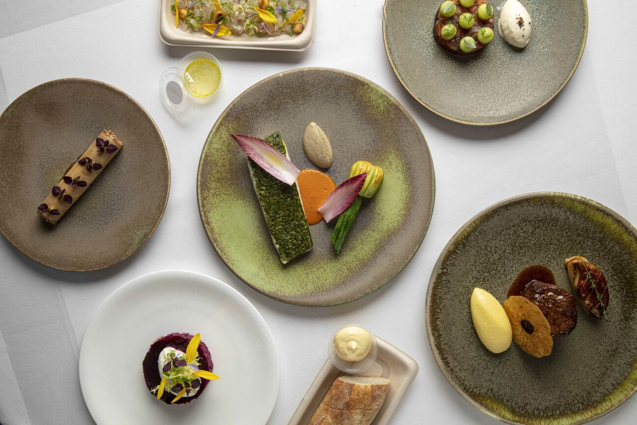 The best London restaurants delivering fine dining to your front door