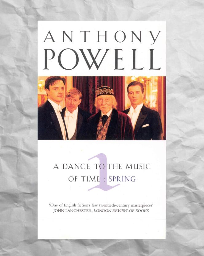 anthony powell dance to the music