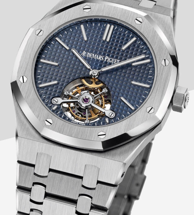 gentlemans journal best tourbillon watches audemars piguet