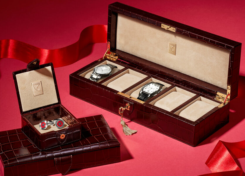 There's an Aspinal of London gift for everyone on your list this Christmas