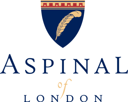 In Association with Aspinal of London