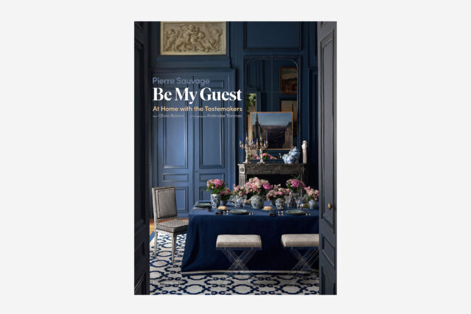be my guest pierre sauvage