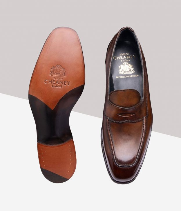 best loafers gentlemans journal shoes cheaney