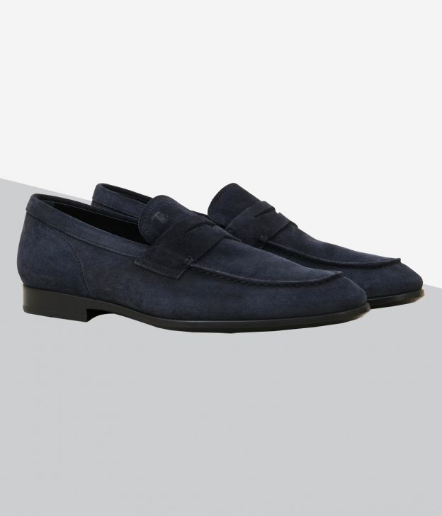 best loafers gentlemans journal shoes tods