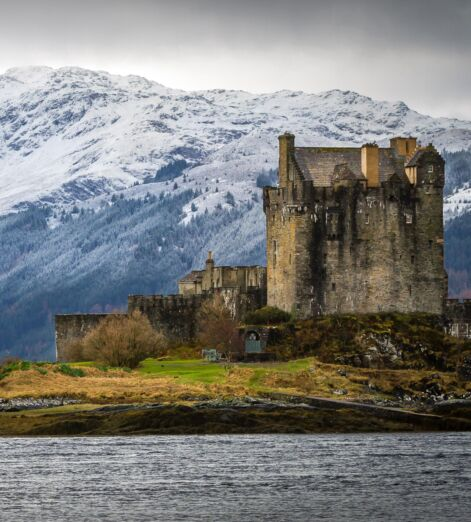 best destinations december travel guide safe holiday vacation scottish castle