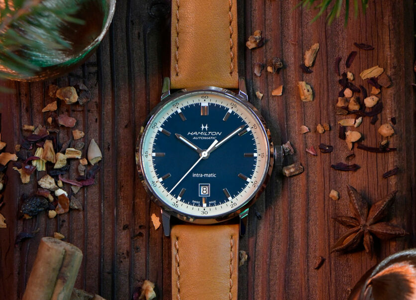 Hamilton watches are the gifts that keep on giving