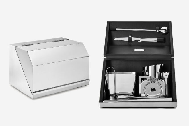 Ralph Lauren Academy Bar Tool Box