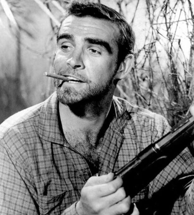 james bond sir sean connery 007 ian fleming dr no
