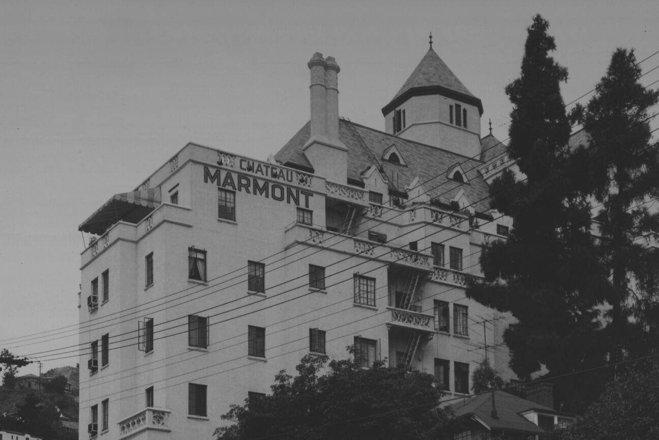 chateau marmont los angeles gentlemans journal