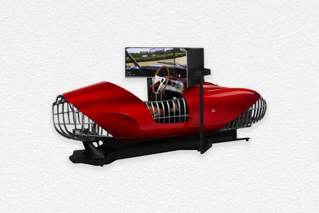 editor's picks zagato racing simulator