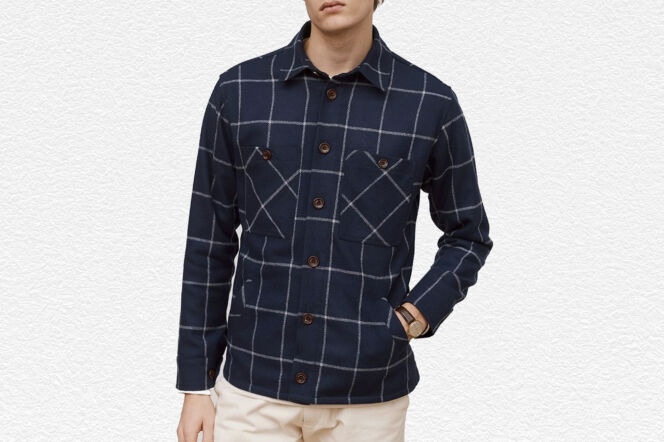 editors picks percival workshirt
