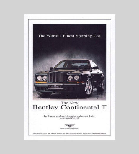 The Bentley Continental T is finally coming of age