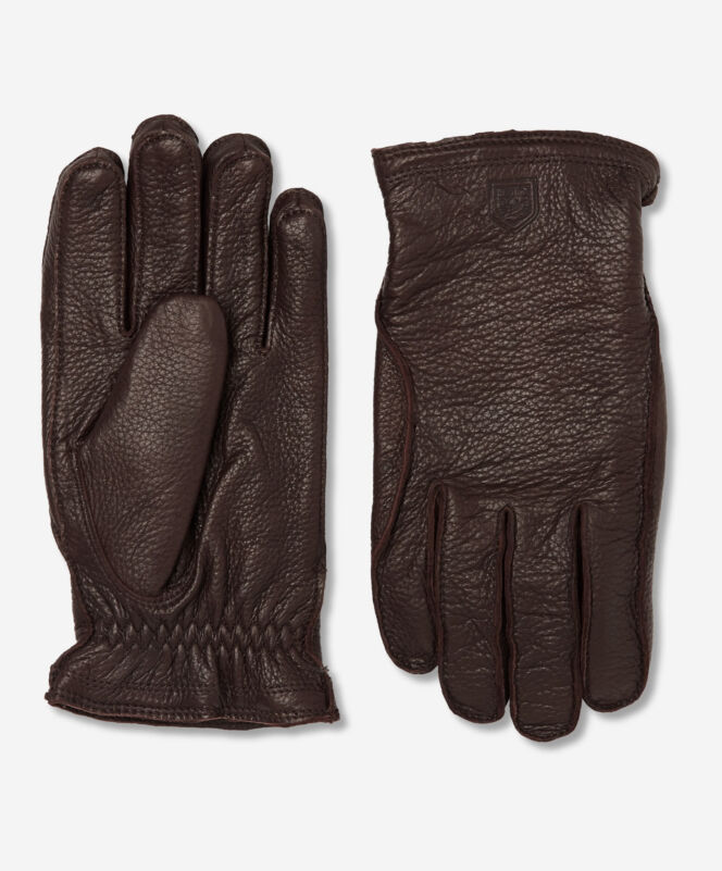A pair of good leather gloves will come in handy this winter