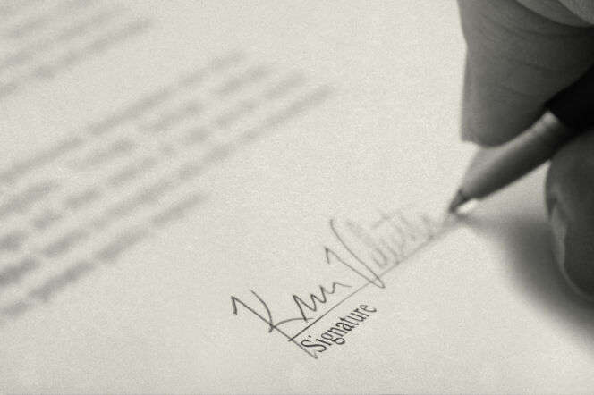 What does your signature say about you?