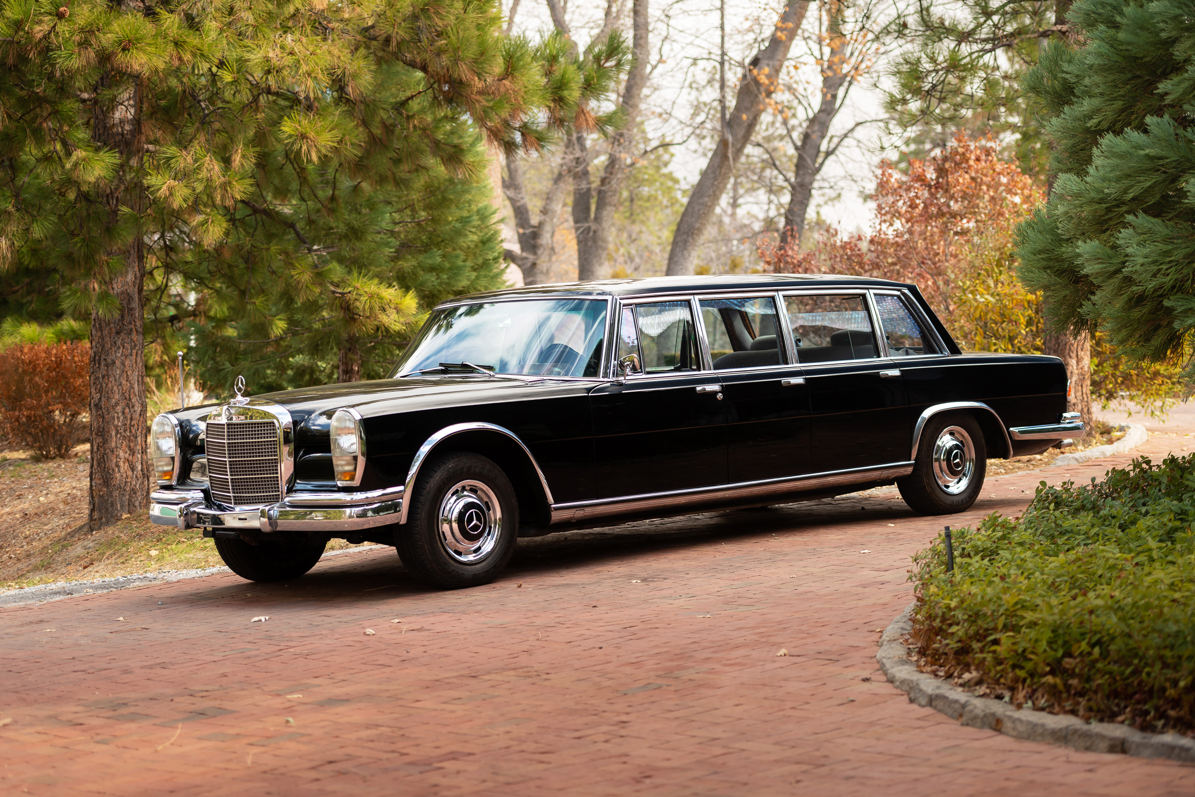 Why do we love limousines? A short history of long cars