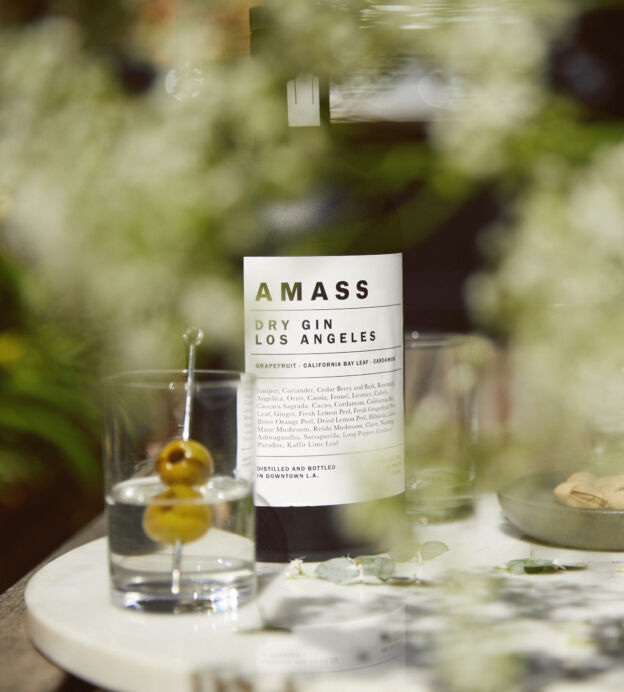 This Los Angeles Dry Gin brand has made a botanical vodka