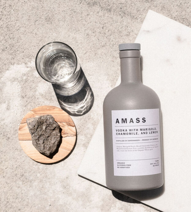 How AMASS used its gin to put a botanical spin on vodka