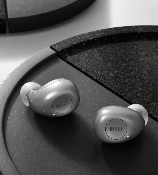 KEF's new Mu3 wireless headphones are easy on the eyes (and the ears)