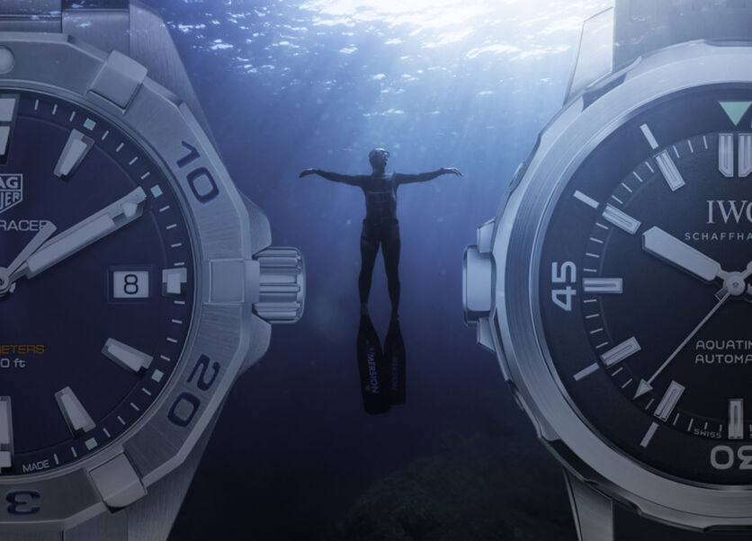 The best diving watches, as chosen by a world record-breaking free-diver