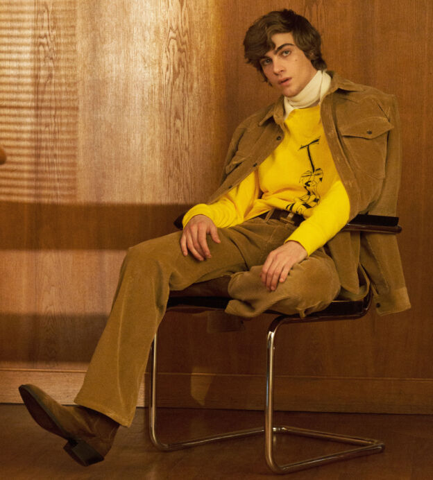 Tod's AW21 collection is a statement on new world style