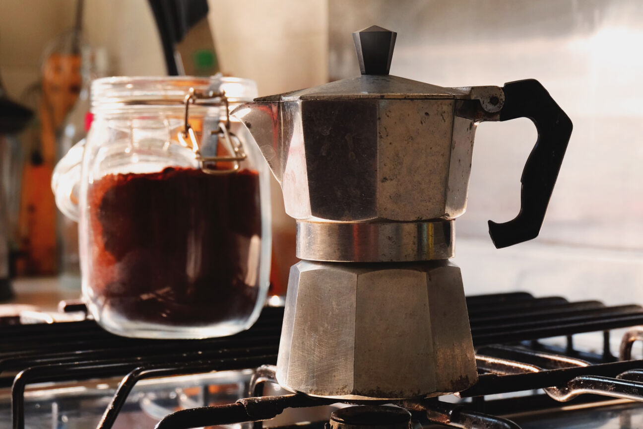 Try these four alternative ways to brew your morning coffee