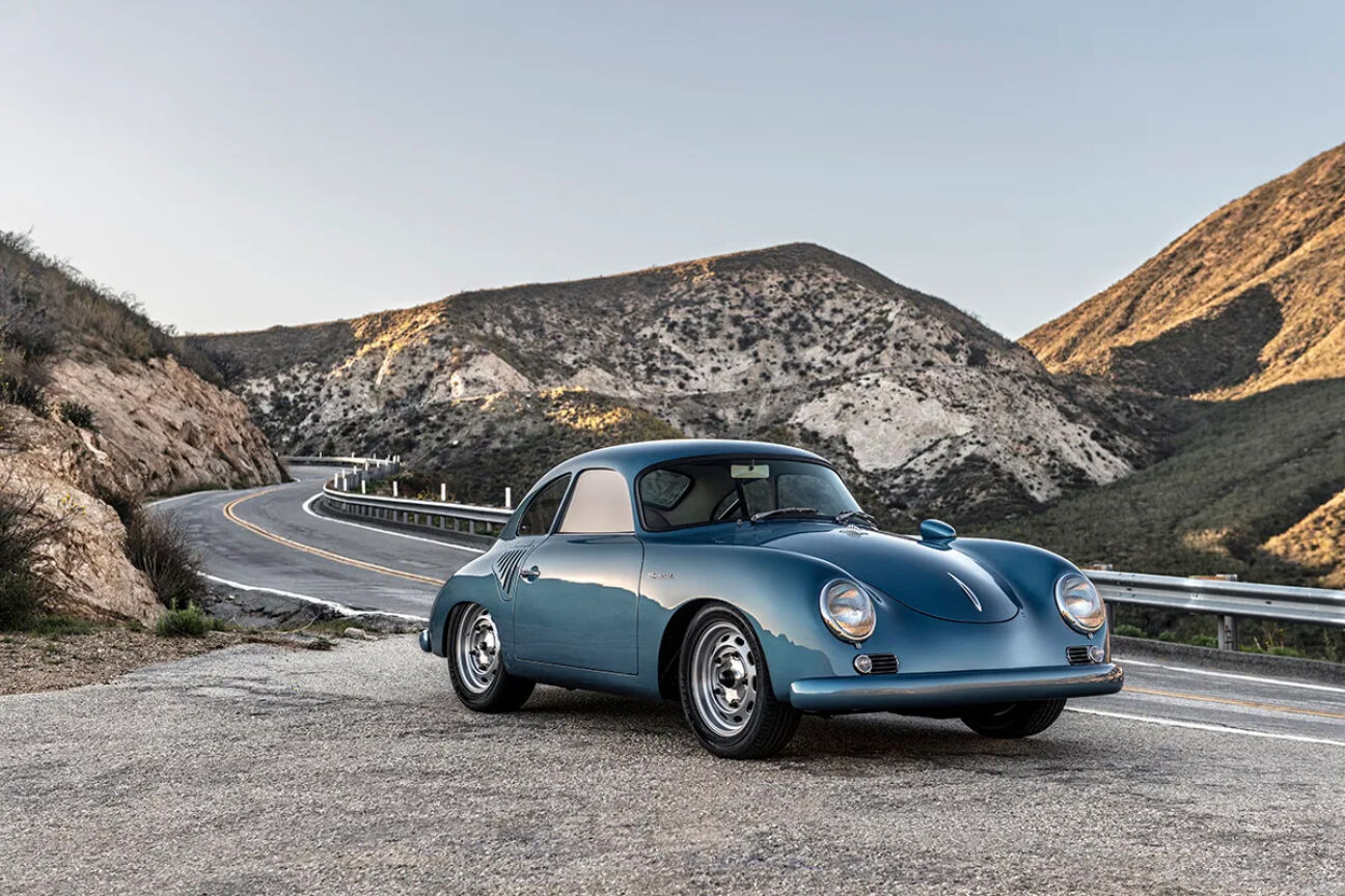 These are the best 'restomod' car brands in the world