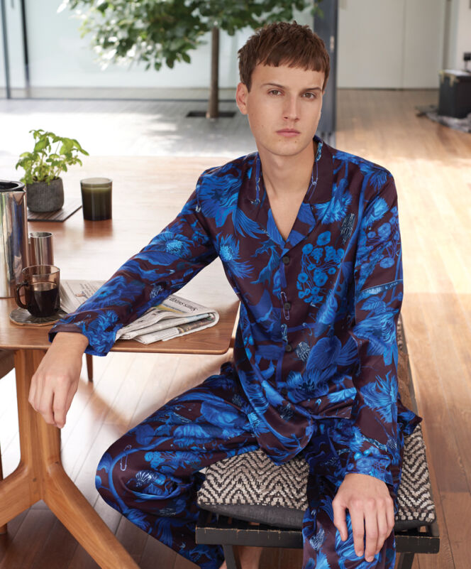 These webcam-ready pyjama shirts will take you from Zzz to Zoom